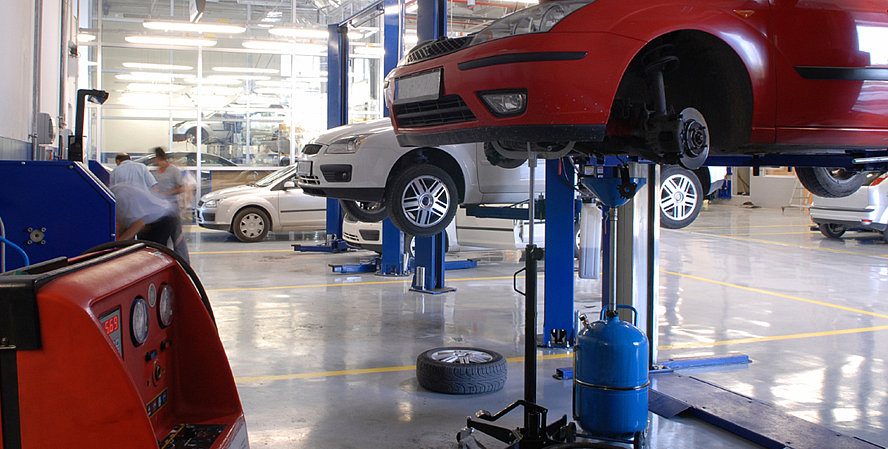 Automotive testing technology